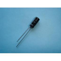Electrolytic Radial 1uF 100V