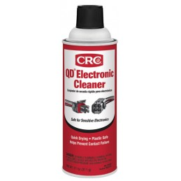 CRC QD Cleaner no residue