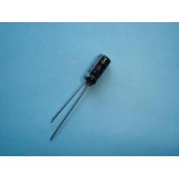 Electrolytic Radial 4.7uF 100V