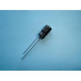 Electrolytic Radial 10uF 100V