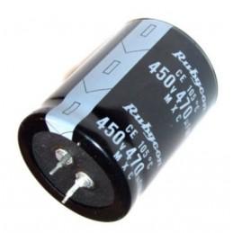 Electrolytic Radial 330uF 400V