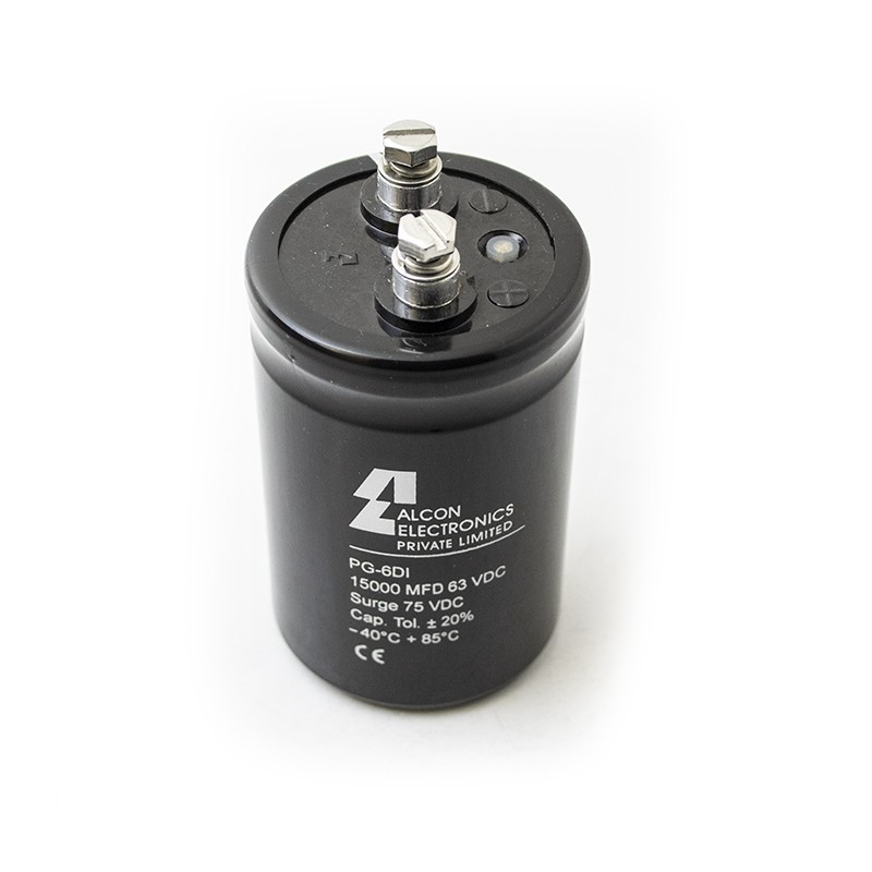 Electrolytic Can Capacitor 15000uf 63VDC