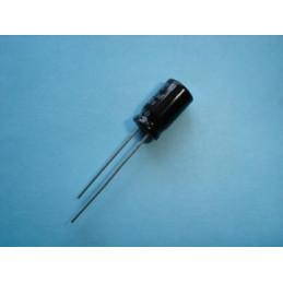 Electrolytic Radial 33uF 100V