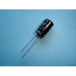 Electrolytic Radial 47uF 100V