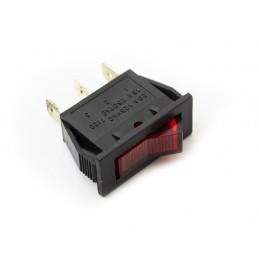 15A 250V SPDT ON-OFF Rocker Switch