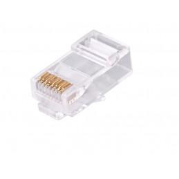 EZ RJ45 CAT6 UTP Modular Plug