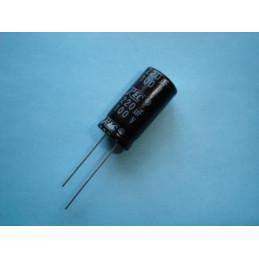 Electrolytic Radial 220uF 100V
