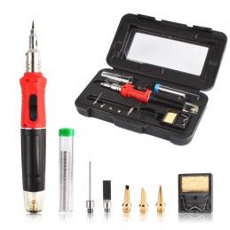 Gas Soldering Iron kit