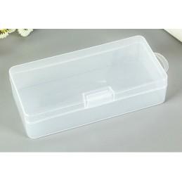 Plastic Storage box 18.4x9x4.5cm