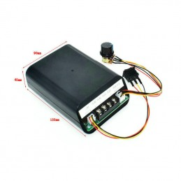 PWM Motor Speed Controller 10-50VDC 40A with forward/reverse
