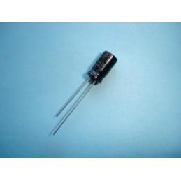 Electrolytic Radial 2.2uF 250V