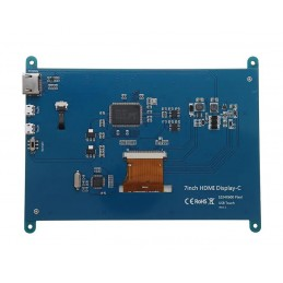 7 Inch 1024 x 600 HD Capacitive IPS LCD Display Support