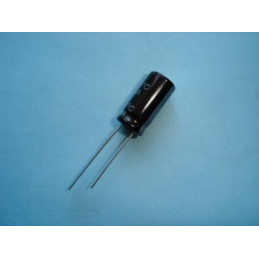 Electrolytic Radial 22uF 250V