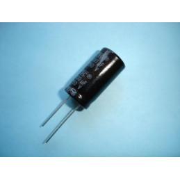 Electrolytic Radial 100uF 250V