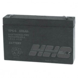 Lead Acid Battery 6V 7AHR