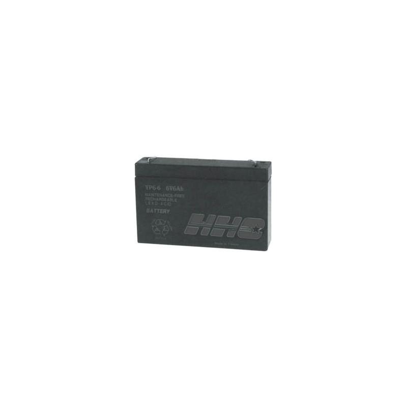Lead Acid Battery 6V 7AHR