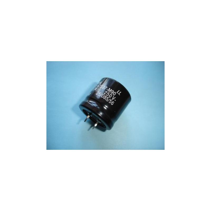 Electrolytic Radial 330uF 250V