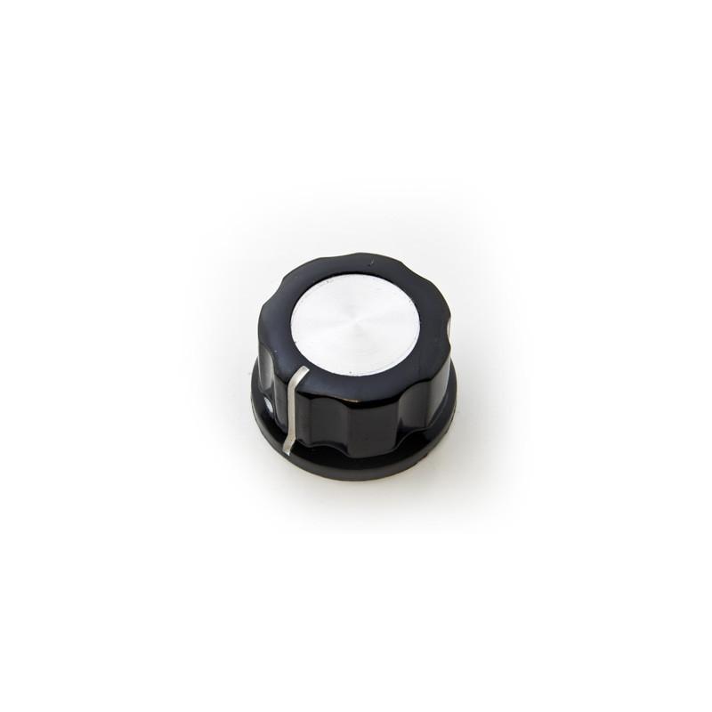 Bakelite Knob screw type S8861 26.4mm