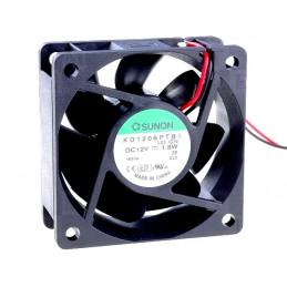 FAN 60x60x25 12VDC