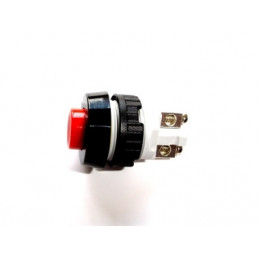 Rafi Push Button 1.10001.001 RED N/O