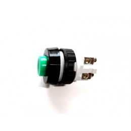 Rafi Push Button 1.10001.001 GREEN N/O