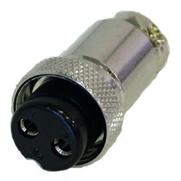 2P Mic female connector