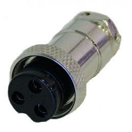 3P Mic female connector