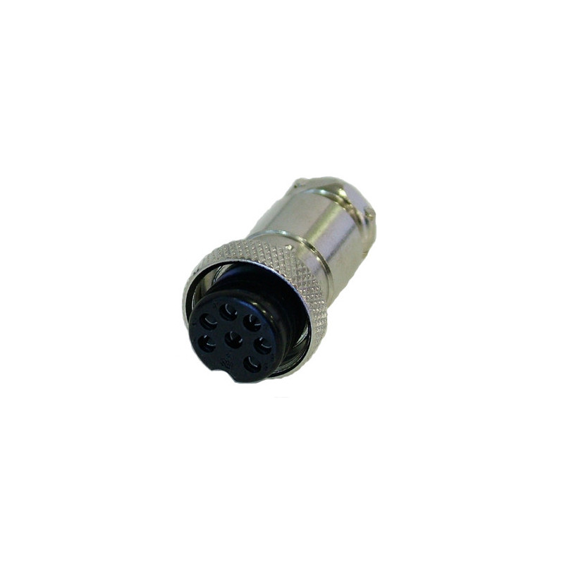 7P Mic female connector