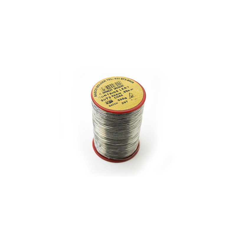 Solder Wire 0.5mm 60/40 500gr roll