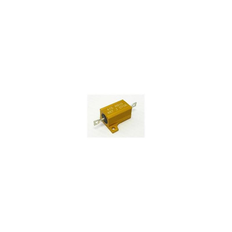 Aluminium Resistor 10K ohm 10W