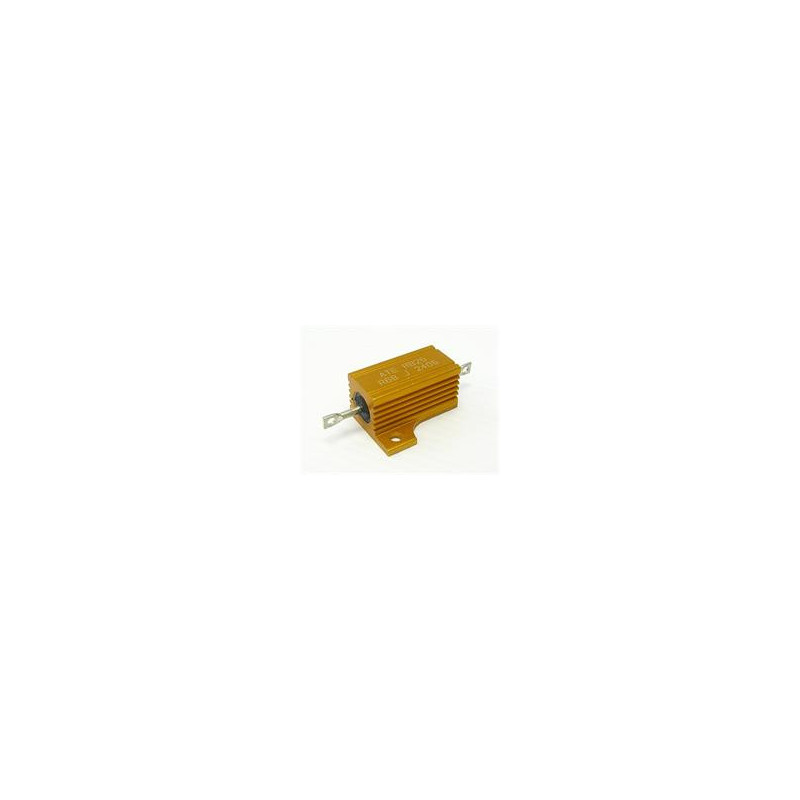Aluminium Resistor 220 ohm 25W