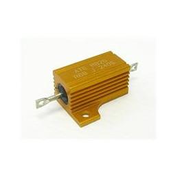 Aluminium Resistor 33 ohm 25W