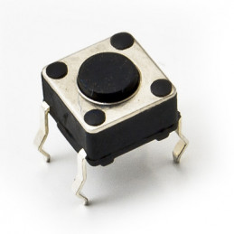 B1720A Tactile Switch H4.3mm
