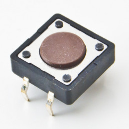 B1728 Tactile Switch H4.3mm