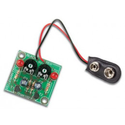 MK102 Flashing leds