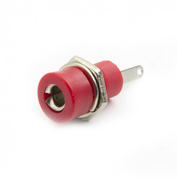 JX3128 Binding Post Red 4mm