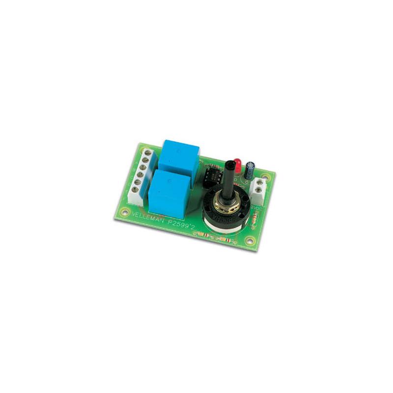 K2599 Windshield wiper robot or interval timer