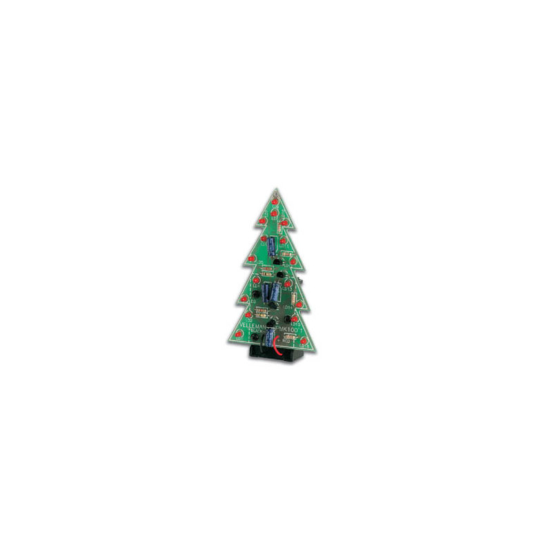 MK100 Electronic Christmas tree