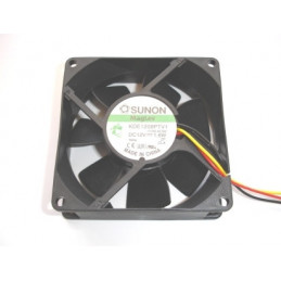 Fan 80x80x25 12V DC 3 Wire