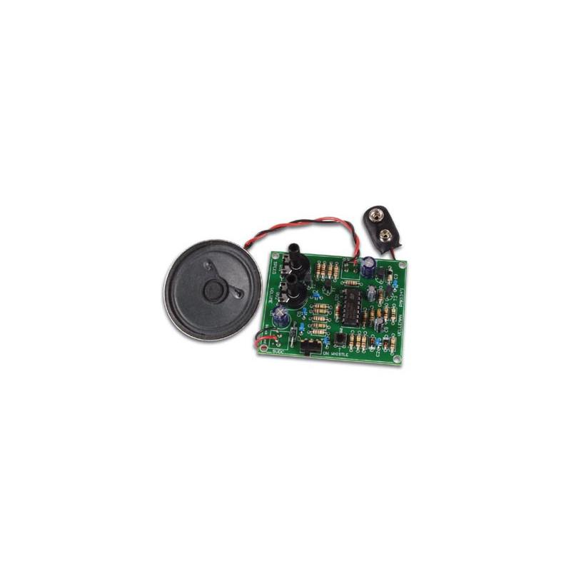 MK134 Steam engine sound generator