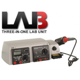 Three-in-one lab unit