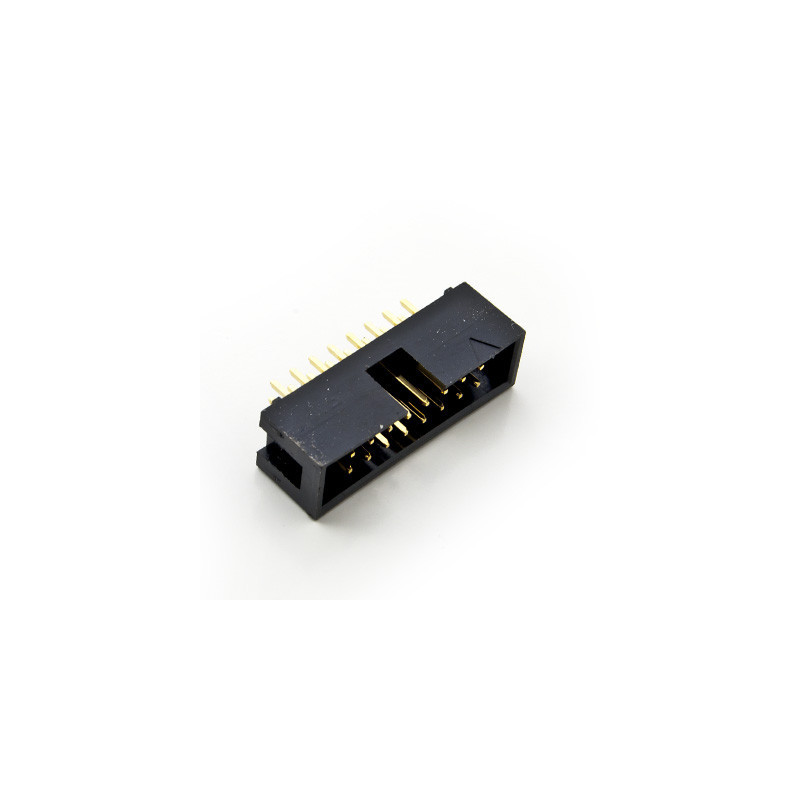 Box Header 2.54mm STRAIGHT - 16 PINS