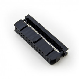 26-PIN IDC Socket cable mount