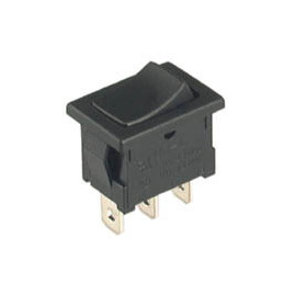 Rocker Switch 3P SPDT ON-ON