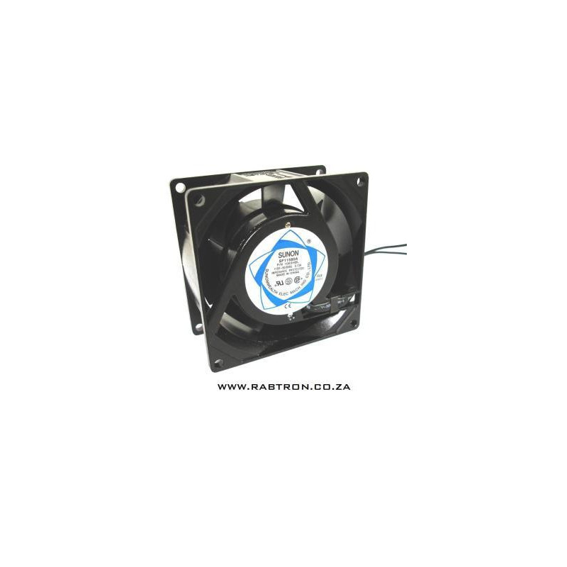 FAN 80x80x38 115V AC SF11580A-1083HBL