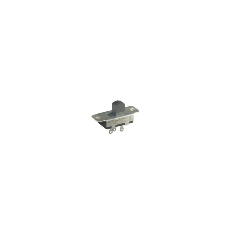 Slide Switch SPDT panel mount