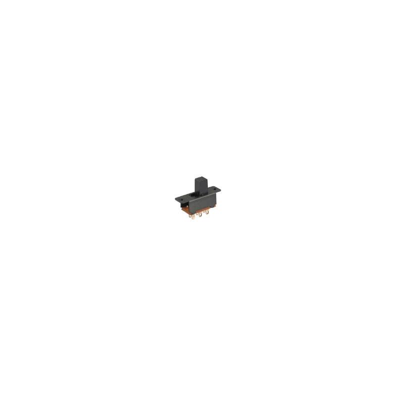 Slide Switch DPDT TAG