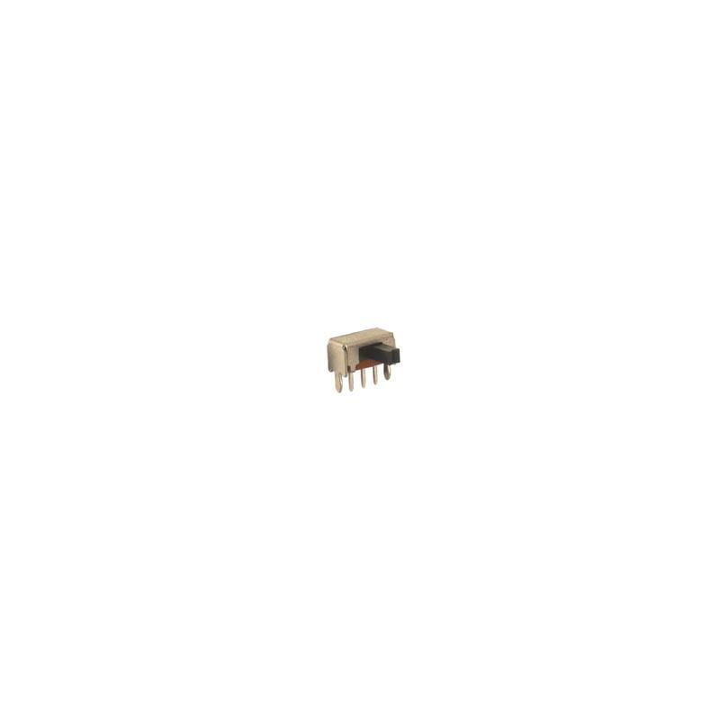 Slide Switch SPDT R/A PCB SUB