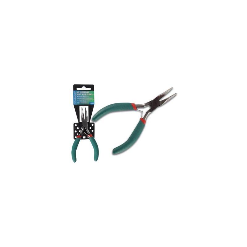 VT055 HQ Miniature bent nose pliers