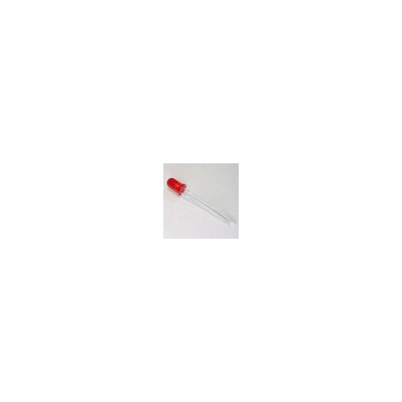 LED 5mm 12V Super Red